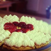 Délice de fraises 1